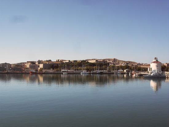 veduta porto nuovo - Crotone (855 clic)