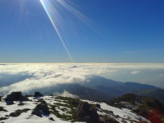 etna da monte cocuzzo - Mendicino (2231 clic)