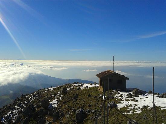 etna da monte cocuzzo - Mendicino (1015 clic)