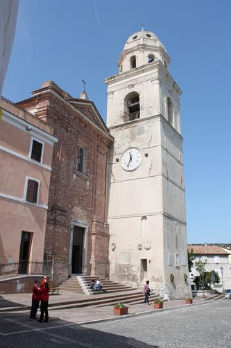Sirolo - Chiesa San Nicolò (922 clic)