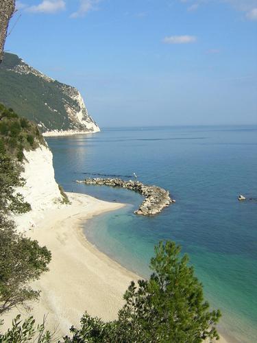 Spiaggia Urbani - Sirolo (2365 clic)
