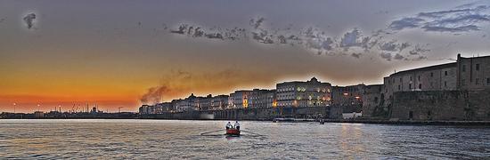 Il rientro. - Taranto (2472 clic)