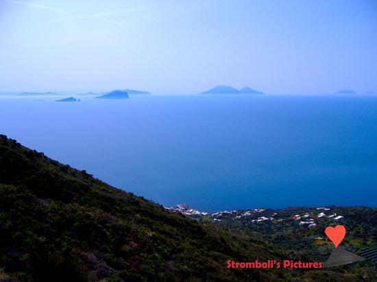 Vista panoramica - Ginostra (472 clic)