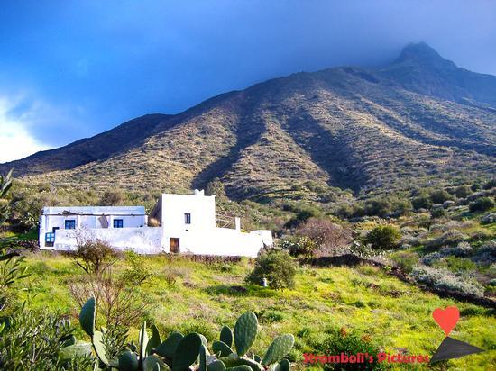 Casa sotto il vulcano a Ginostra (649 clic)