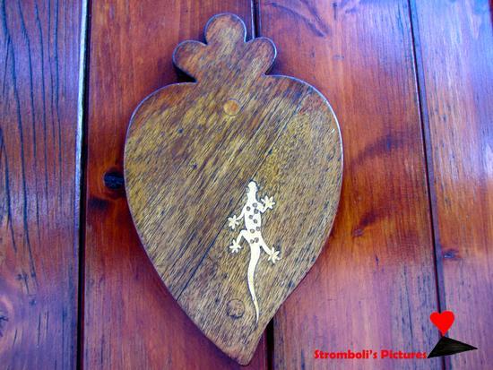 Il cuore artistico di Stromboli. (425 clic)