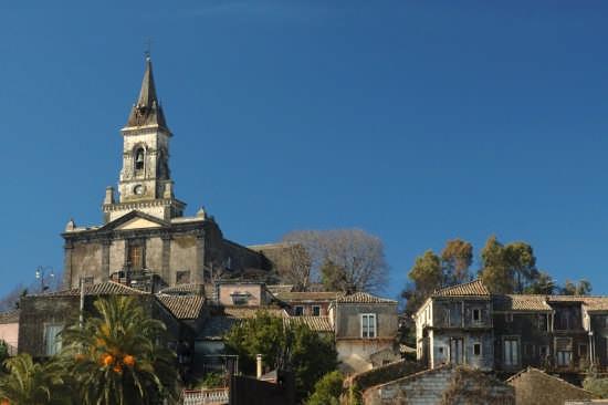 Chiesa Madre - dedicata a San Nicola di Bari Patrono di Trecastagni (11868 clic)