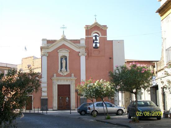 Chiesa Madonna  Delle Grazie - Paternò (1415 clic)
