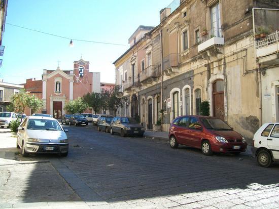 Quartiere  Madonna Delle  Grazie  Paternò  ( ct  ) (978 clic)