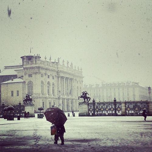 Inverno - Torino (1885 clic)