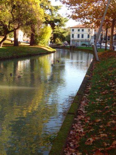 un giorno di autunno - Castelfranco veneto (404 clic)