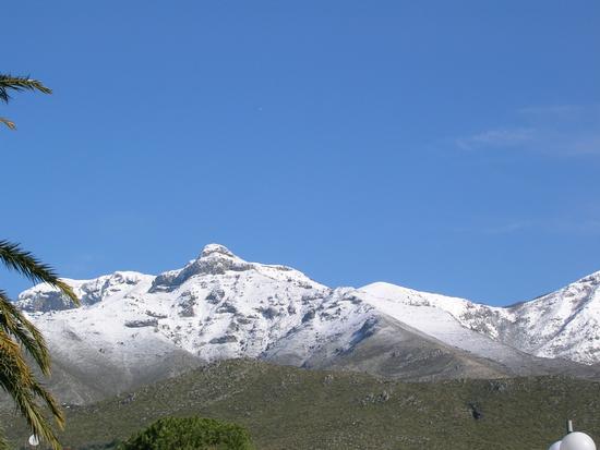 La neve sul Redentore - Formia (881 clic)