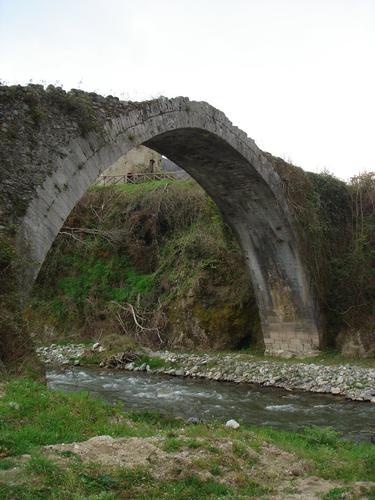 Ponte romano  - Scigliano (806 clic)