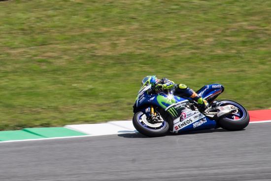 Valentino Rossi - Scarperia (644 clic)