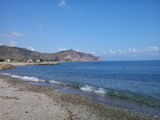 Falcone Panorama dalla spiaggia (6 clic)