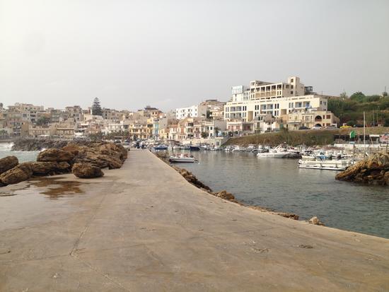 Porto di Selinunte - Marinella di selinunte (1196 clic)