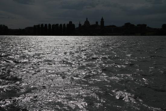 Sul lago d'argento - Mantova (823 clic)