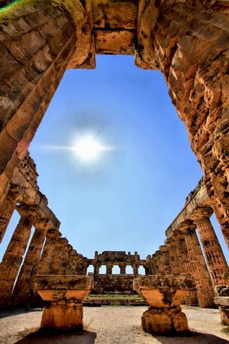 Il ritorno degli Dei - Selinunte (698 clic)