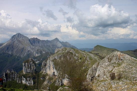 M.Matanna - Alpi apuane (727 clic)