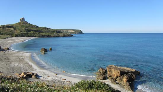 Spiaggia di Giovanni di Sinis - San giovanni di sinis (986 clic)