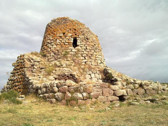 Nuraghe Santa Barbara - Macomer (1160 clic)