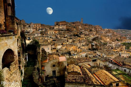 Sassi di Matera (1040 clic)