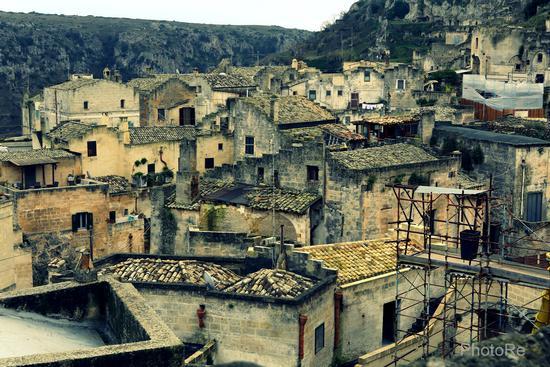 Sassi di Matera (1003 clic)