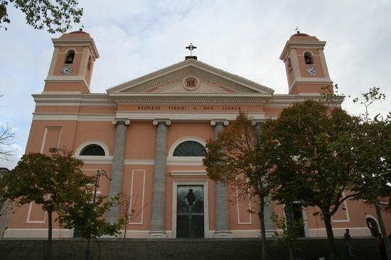 Il Duomo di Nuoro (4248 clic)