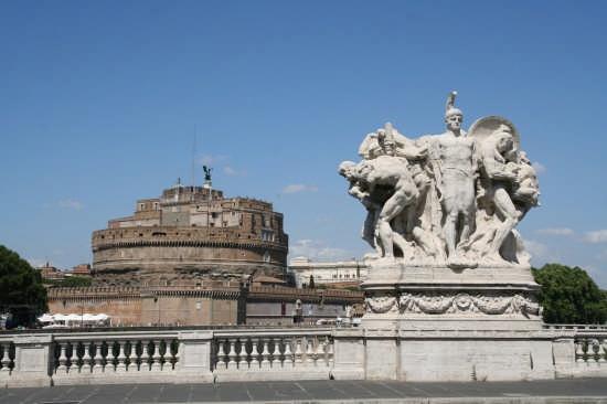 Castel Sant'Angelo - Roma (1695 clic)