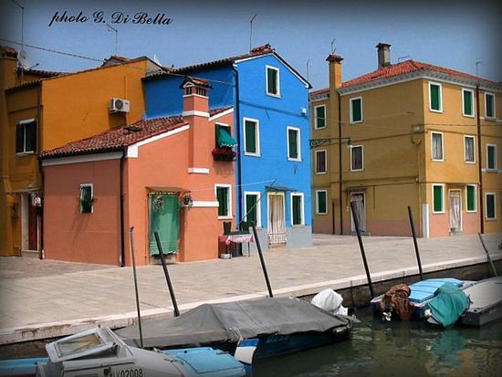 Tra i canali di Burano.....!!!! - Venezia (552 clic)