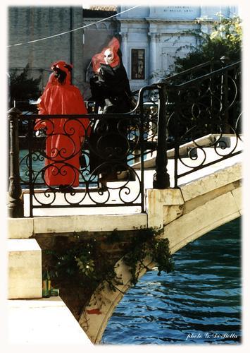 Maschere a Venezia. (807 clic)