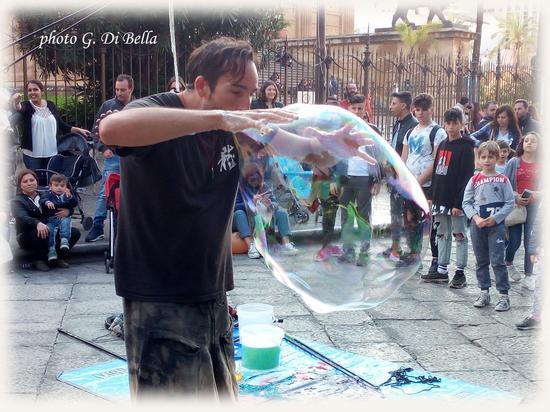 Le bolle di sapone 1. - Palermo (475 clic)