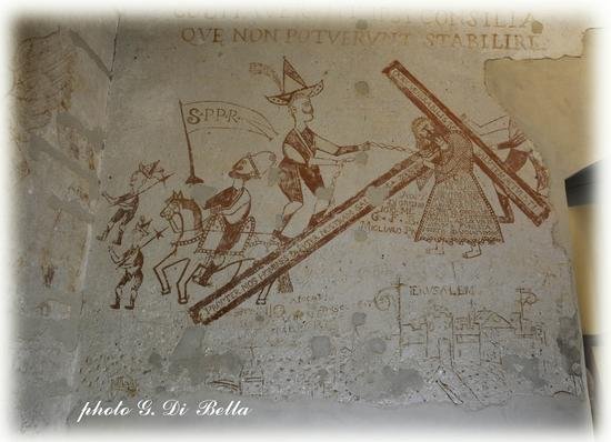 Le carceri dello Steri.!! Ai tempi dell'inquisizione. - Palermo (344 clic)