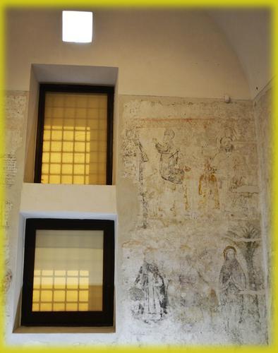 I graffiti del carcere dello Steri..... - PALERMO - inserita il 01-Aug-18