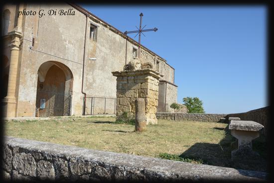 Il centro dell Sicilia. - Enna (439 clic)