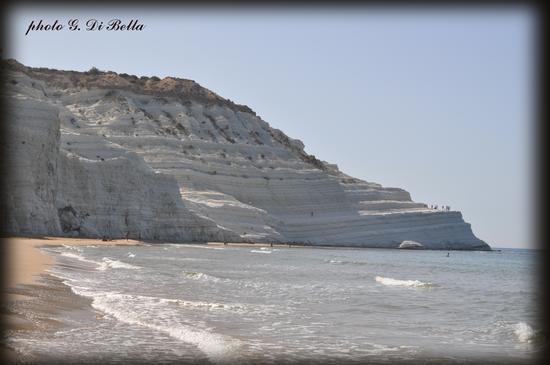la spiaggia dell scala dei turchi..!!!!! - Realmonte (719 clic)
