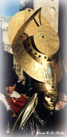 Il Carnevale di Venezia (16 clic)
