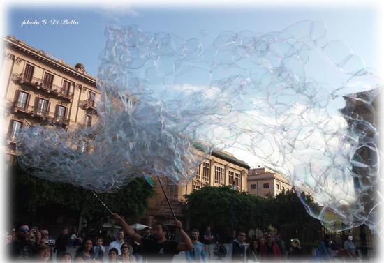 Una nuvola di Bolle.....!!!! - PALERMO - inserita il 27-Sep-18