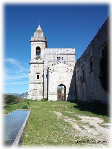 Abbazia di Santa Maria del Bosco - Bisacquino (229 clic)