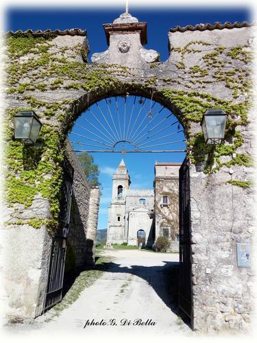 Abbazia di Santa Maria del Bosco - Bisacquino (8 clic)
