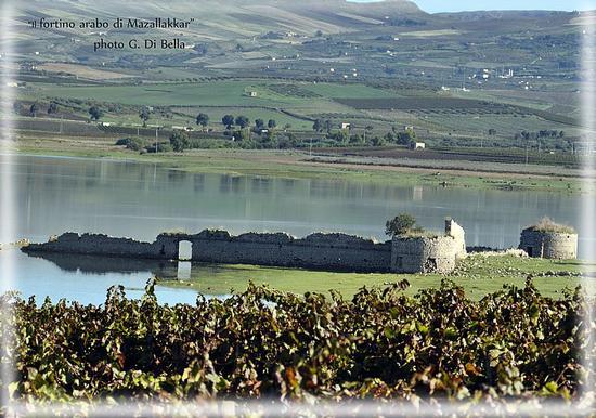 Il fortino arabo di Mazzallakar - Sambuca di sicilia (725 clic)