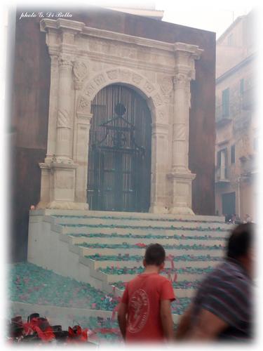 iL PORTALE RITROVATO - Sambuca di sicilia (205 clic)