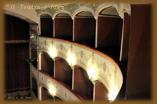 Il teatro comunale  - Sambuca di sicilia (469 clic)