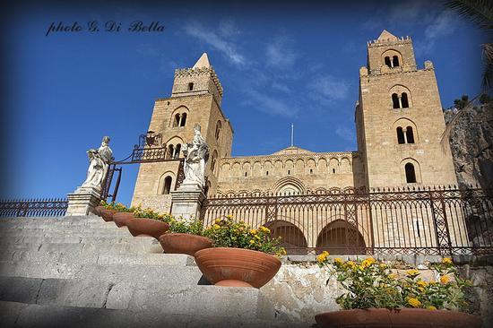 La cattedrale di Cefalù. (537 clic)