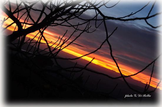 tramonto in Adragna - Sambuca di sicilia (1597 clic)