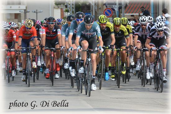 Il Giro d'Italia in Sicilia 5^ tappa. - SANTA MARGHERITA DI BELICE - inserita il 01-Aug-18