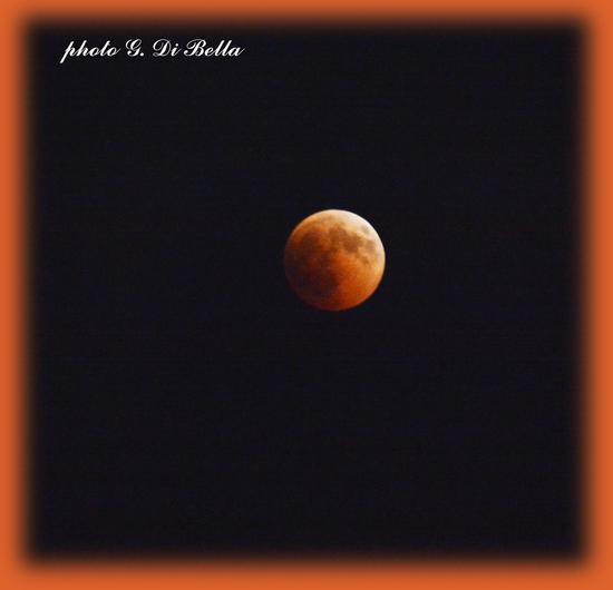 La fase iniziale dell'eclissi del 27 Luglio.....!!! - Sambuca di sicilia (336 clic)