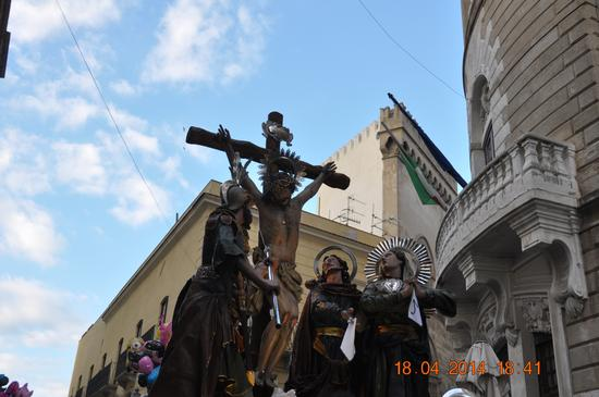 i misteri del Venerdi Santo  - Trapani (499 clic)
