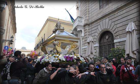i misteri del Venerdi Santo - Trapani (490 clic)