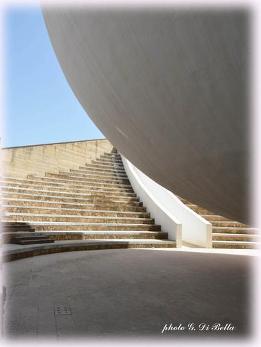 geometrie armoniose....!!!!! - Gibellina (323 clic)