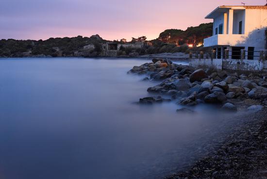 Visione sulla costa - Quartu sant'elena (892 clic)